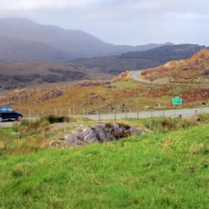 Irish National Road