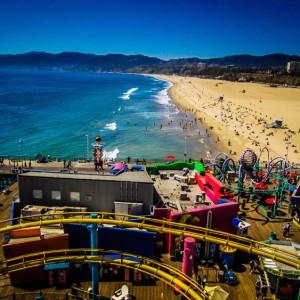 Santa Monica Beacch