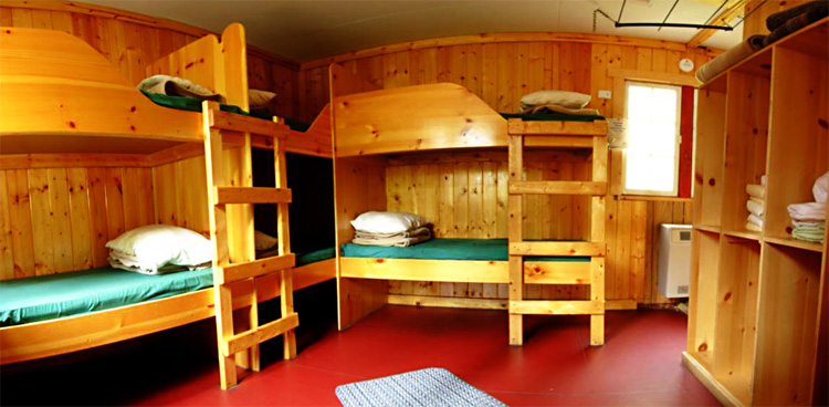 Hostel Dorm by Mark Hill Photography