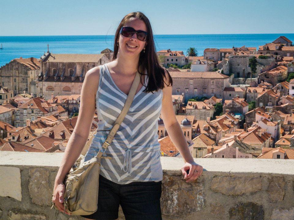 Mel in Dubrovnik | SuitcaseandHeels.com