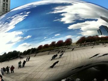 Cloud Gate   SuitcaseandHeels.com