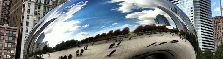 Cloud Gate | SuitcaseandHeels.com