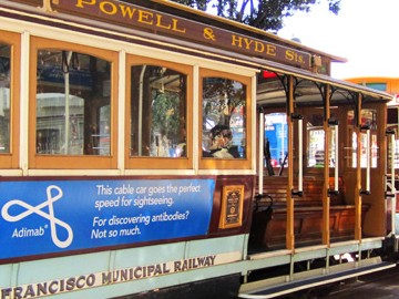 San Francisco Cable Cars | SuitcaseandHeels.com