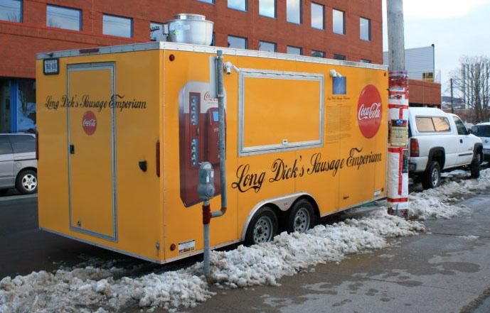 Photo: Long Dick's Sausage Emporium