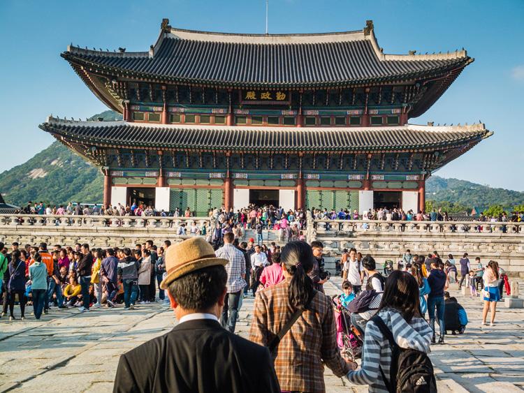 Gyeongbokgung Palace | SuitcaseandHeels.com