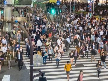 Shibuya Crossing | SuitcaseandHeels.com