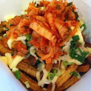 Kimchi Fries | SuitcaseandHeels.com