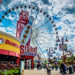 Clifton Hill, Niagara Falls in Photos