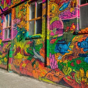 Toronto's Graffiti Alley | SuitcaseandHeels.com