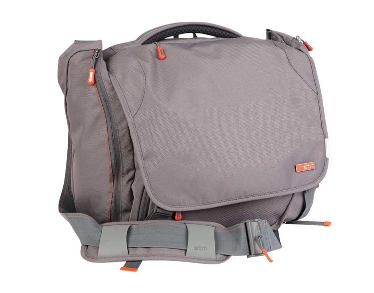 Velo 2 laptop bag from STM Bags   SuitcaseandHeels.com