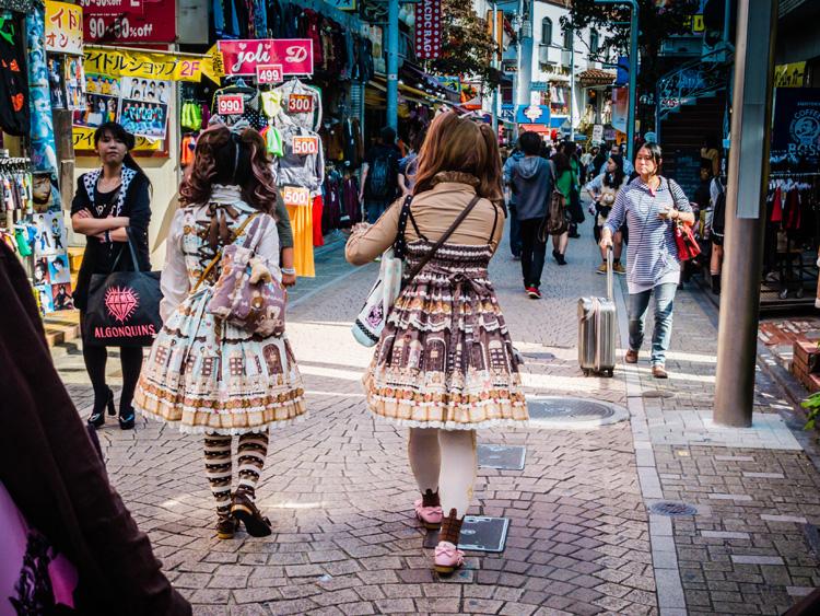 Harajuku, Tokyo | SuitcaseandHeels.com