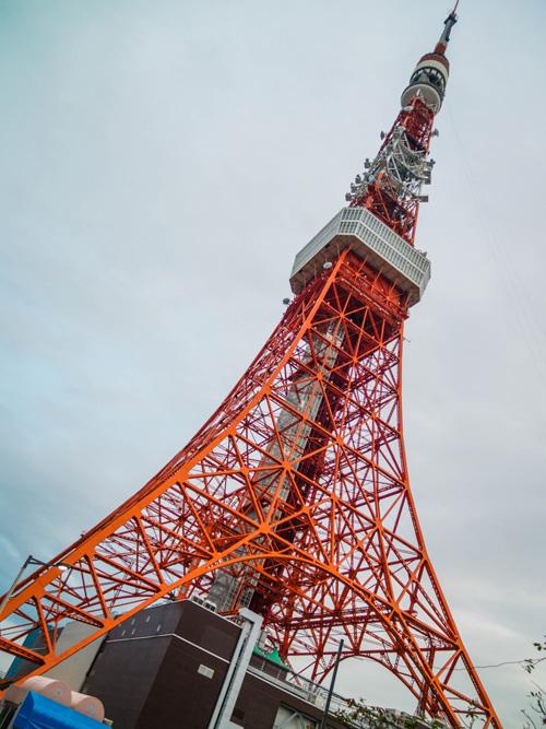 Tokyo Tower | SuitcaseandHeels.com