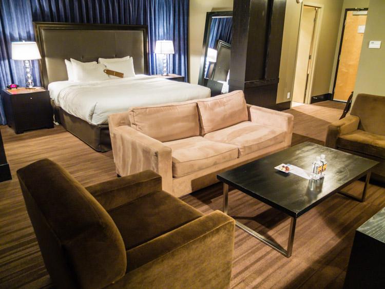 Hotel Arts Suitcaseandheels