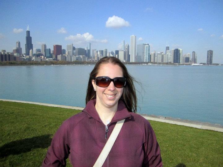 Chicago Skyline | SuitcaseandHeels.com