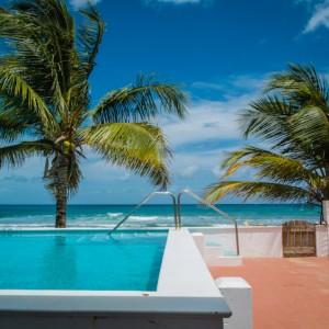 Bravo Beach Hotel - Vieques, Puerto Rico | SuitcaseandHeels.com