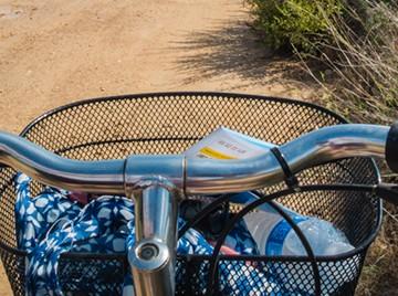 Cycling on Formentera, Spain | SuitcaseandHeels.com