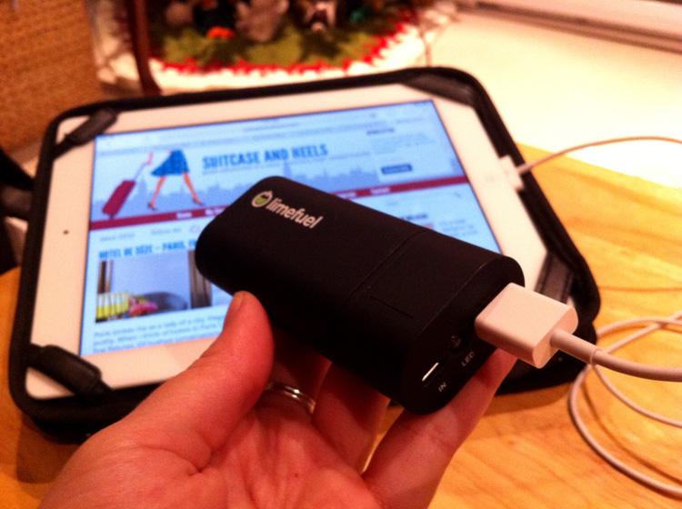 Travel Gift - External Battery | SuitcaseandHeels.com