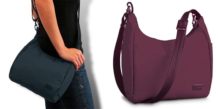Travel Gift - Pacsafe Purse | SuitcaseandHeels.com