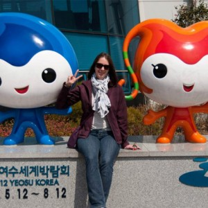 Me in Yeosu, South Korea | SuitcaseandHeels.com