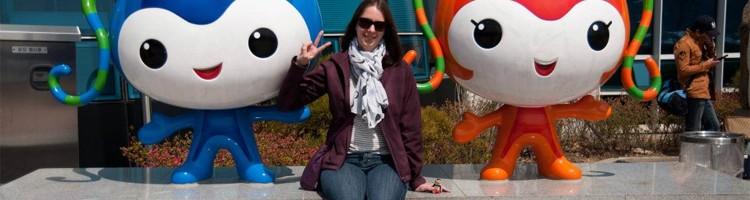 Me in Yeosu, South Korea | SuitcaseandHeels.com