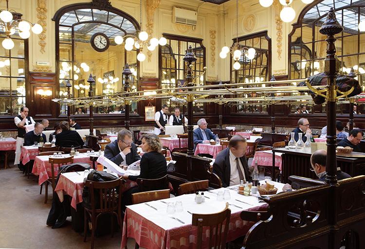 Bouillon Chartier | SuitcaseandHeeels.com