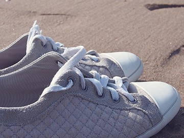 Sneakers for Travel