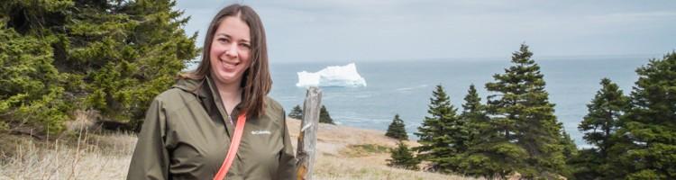 Icebergs in Newfoundland   SuitcaseandHeels.com