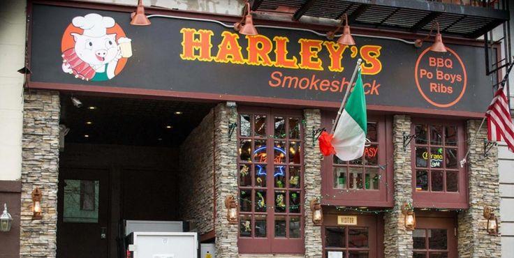 Harley's Smokeshack   SuitcaseandHeels.com