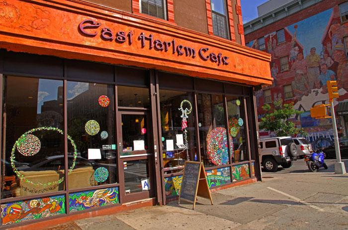 East Harlem Cafe   SuitcaseandHeels.com