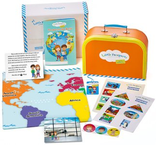 Little Passports | SuitcaseandHeels.com