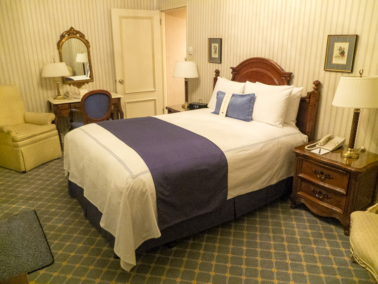 Staying At The Hotel Elysée In New York City Suitcase And Heels Beauteous 3 Bedroom Suites In New York City Interior