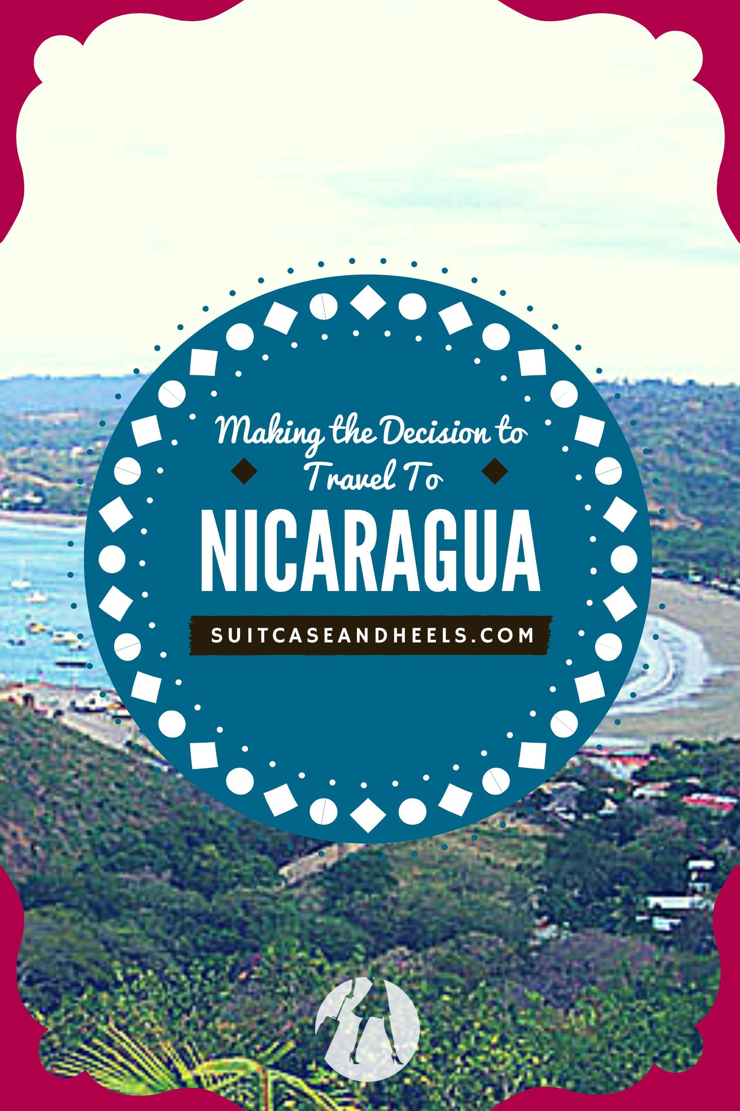 Travel to Nicaragua | SuitcaseandHeels.com