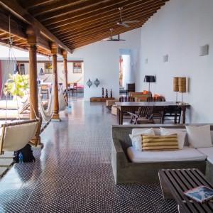 Los Patios Hotel - Granada, Nicaragua | SuitcaseandHeels.com