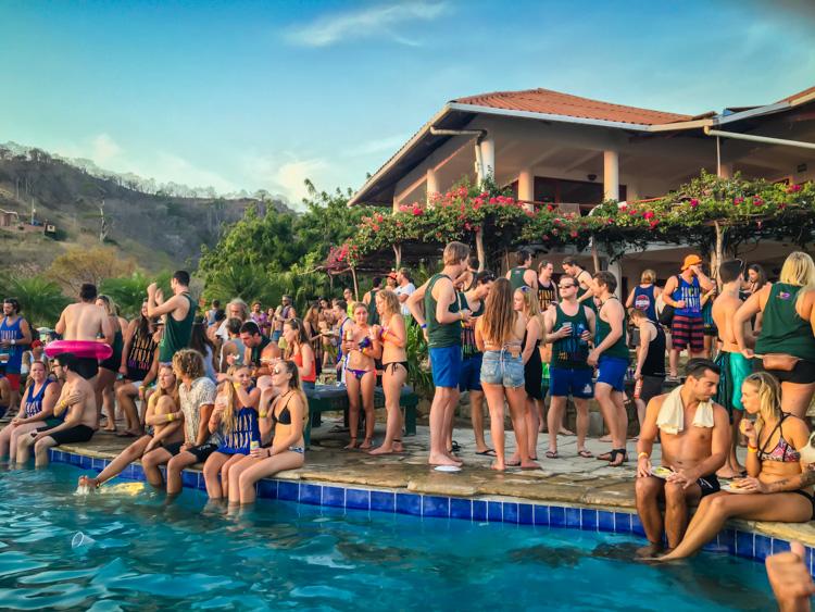 Sunday Funday in San Juan del Sur | SuitcaseandHeels.com