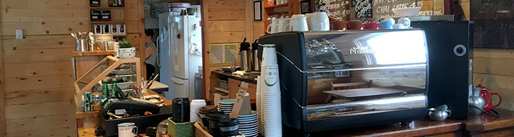 The Watershed Coffee Shop - Petty Harbour, NL   SuitcaseandHeels.com