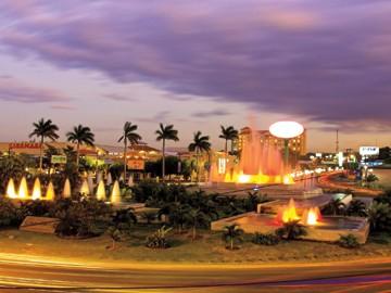 Managua at Night