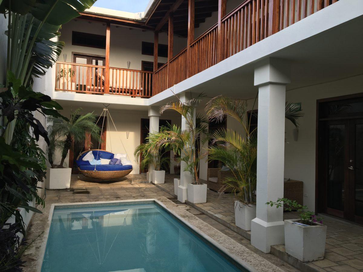 Hotel Azul - Leon, Nicaragua