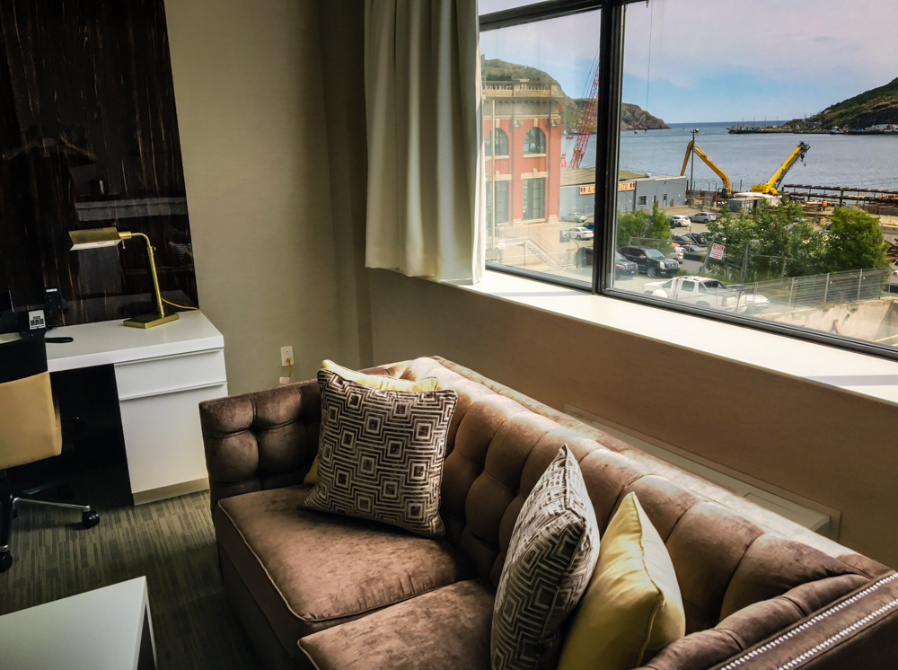 The luxus boutique hotel st john 39 s newfoundland for The luxus boutique hotel