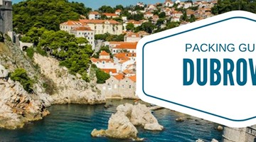 Packing Guide - Dubrovnik