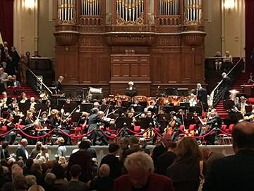 Concertgebouw in Amsterdam | Suitcaseandheels.com