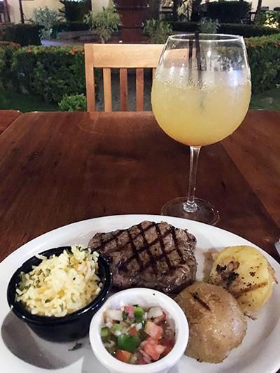 Al Carbon Restaurant - Leon, Nicaragua