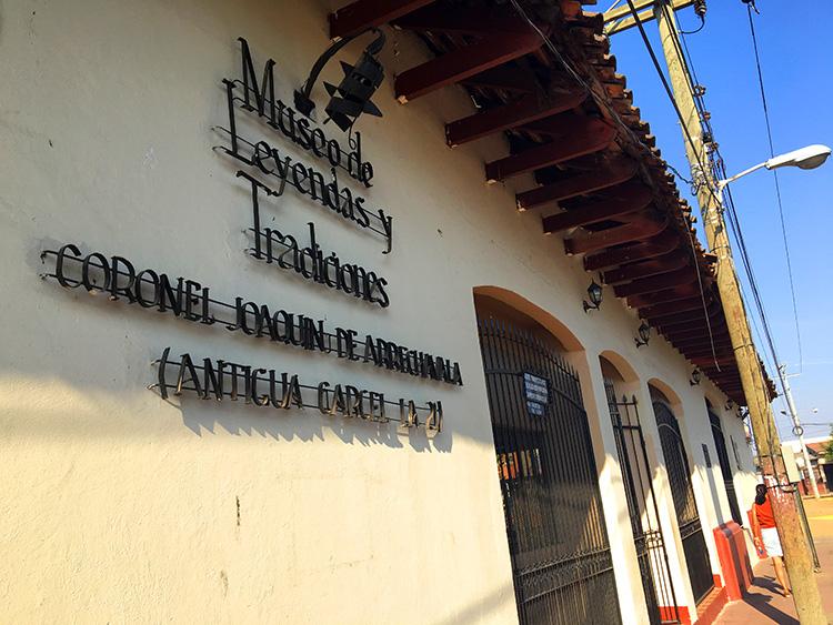 Museum of Legends - Leon, Nicaragua