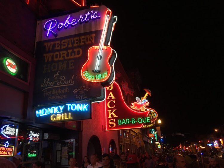 Robert's Western World in Nashville
