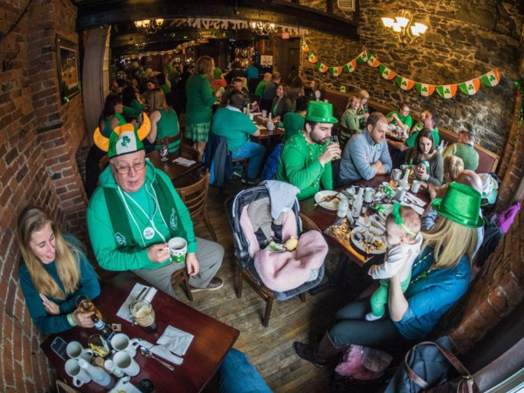 St. Patrick's Day at O'Reilly's Pub