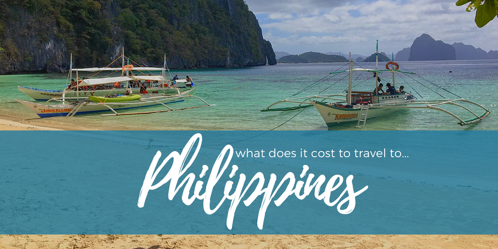 Cost to travel to the Philippines