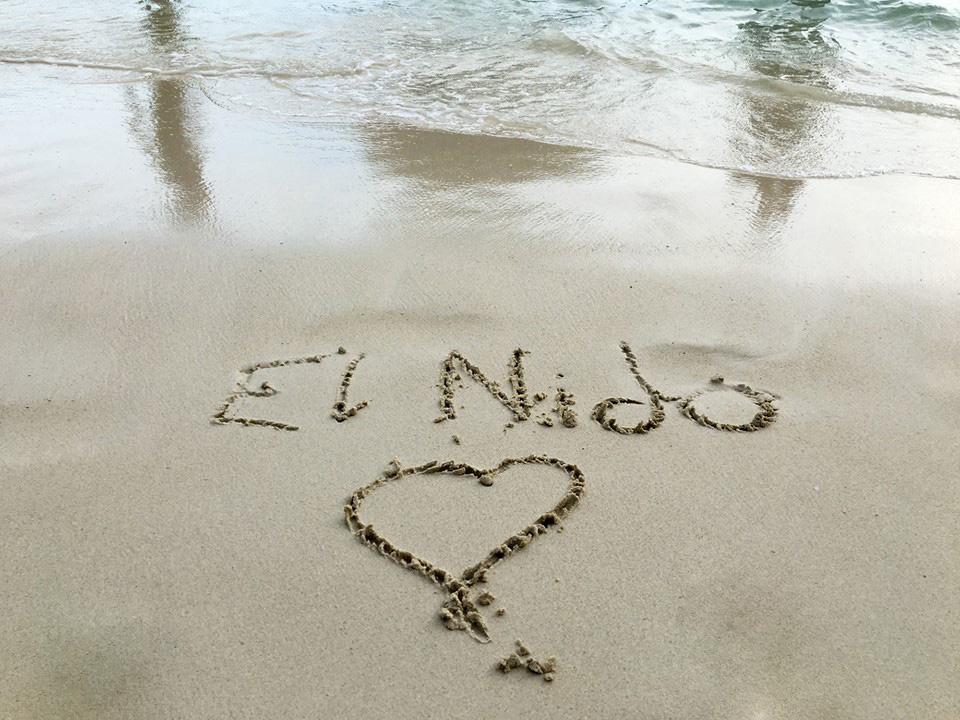 <3 El Nido