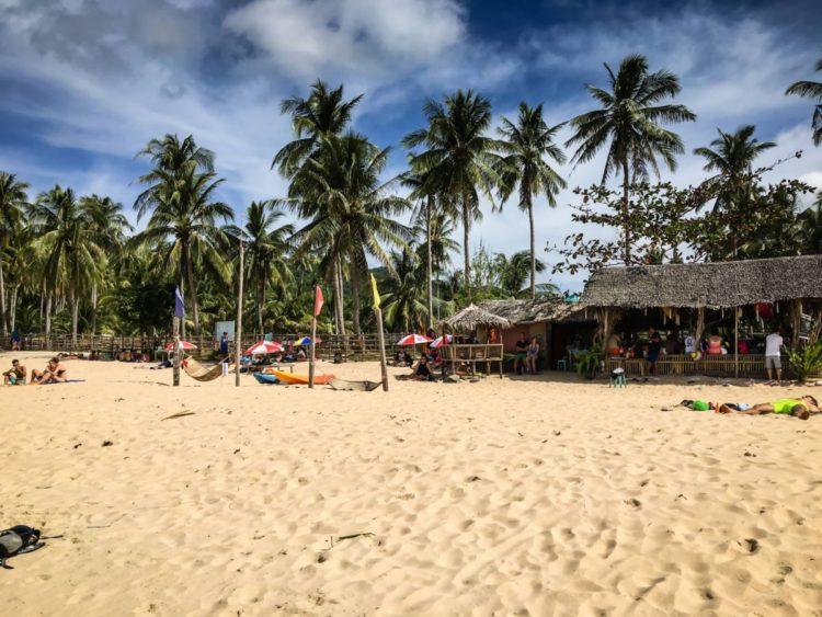 Nacpan Beach