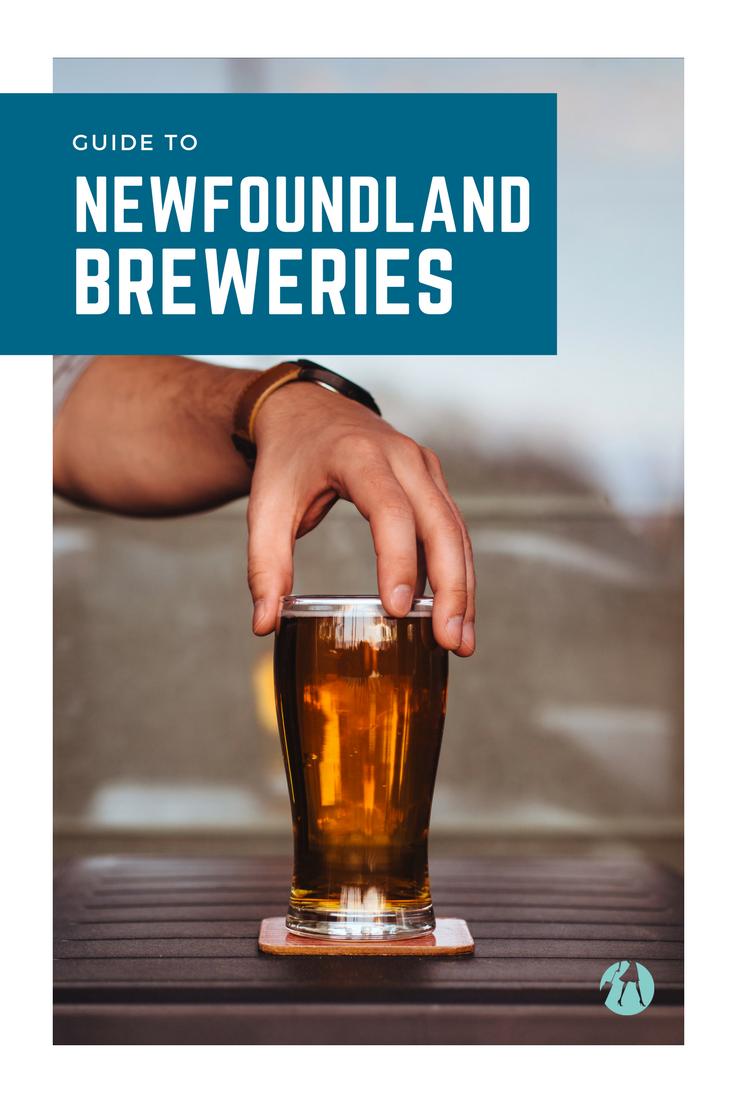 A Guide to Newfoundland Craft Breweries