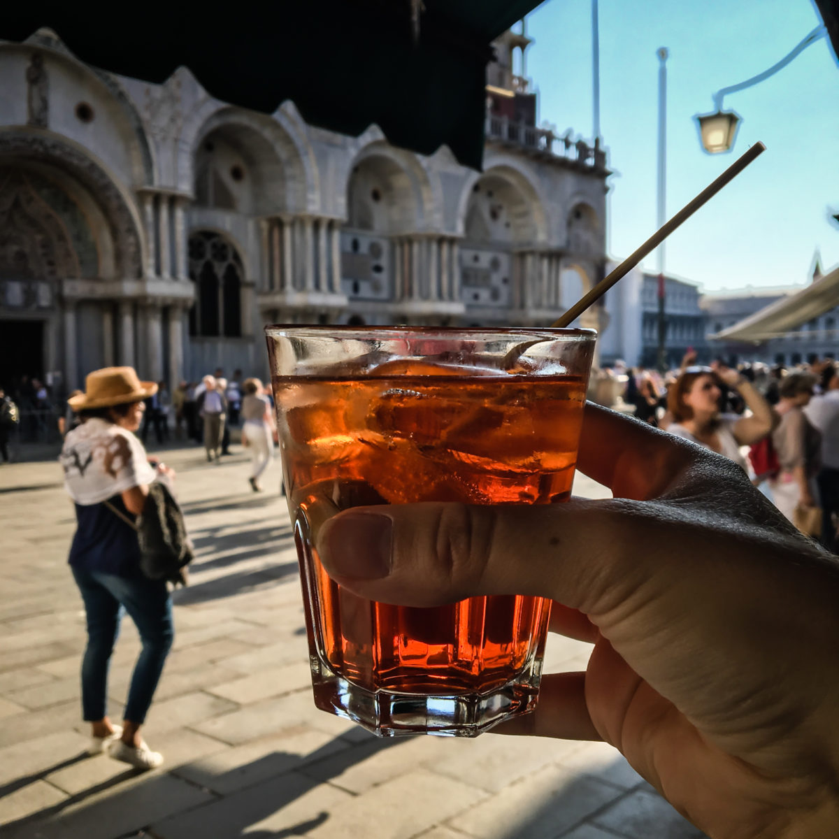 Aperol Spritz - Venice