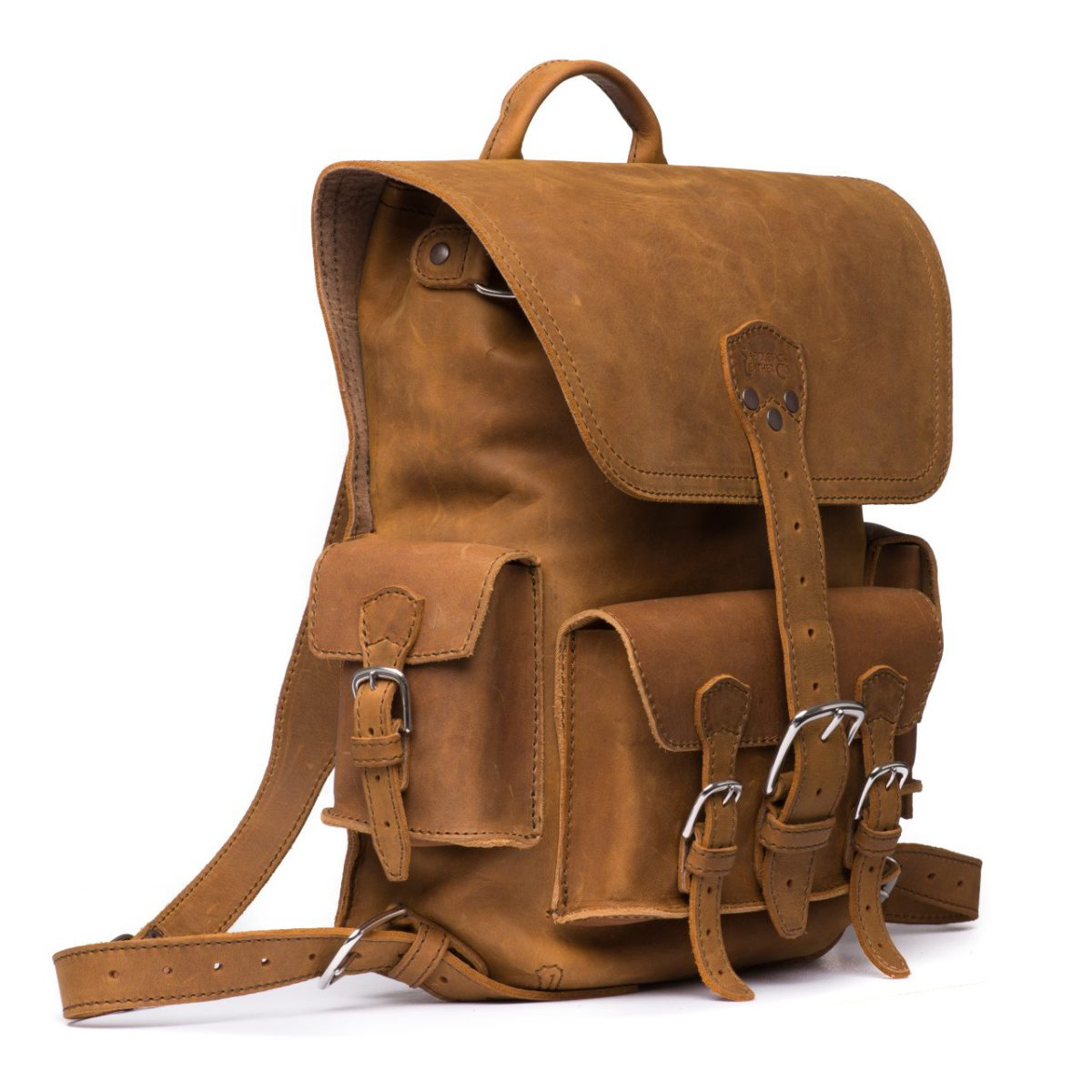 Saddleback Leather Co. thin front backpack